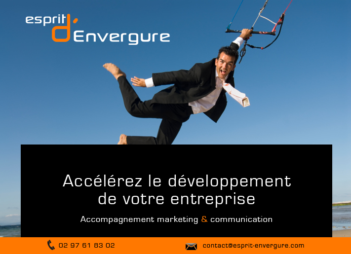 Accompagnement marketing et communication